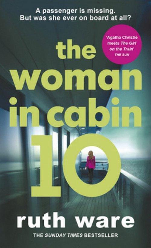 Žena v Kabíne 10 Ruth Ware