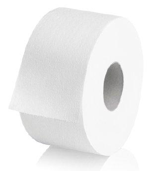 Туалетная бумага JUMBO 100% целлюлоза 2 СЛОЯ