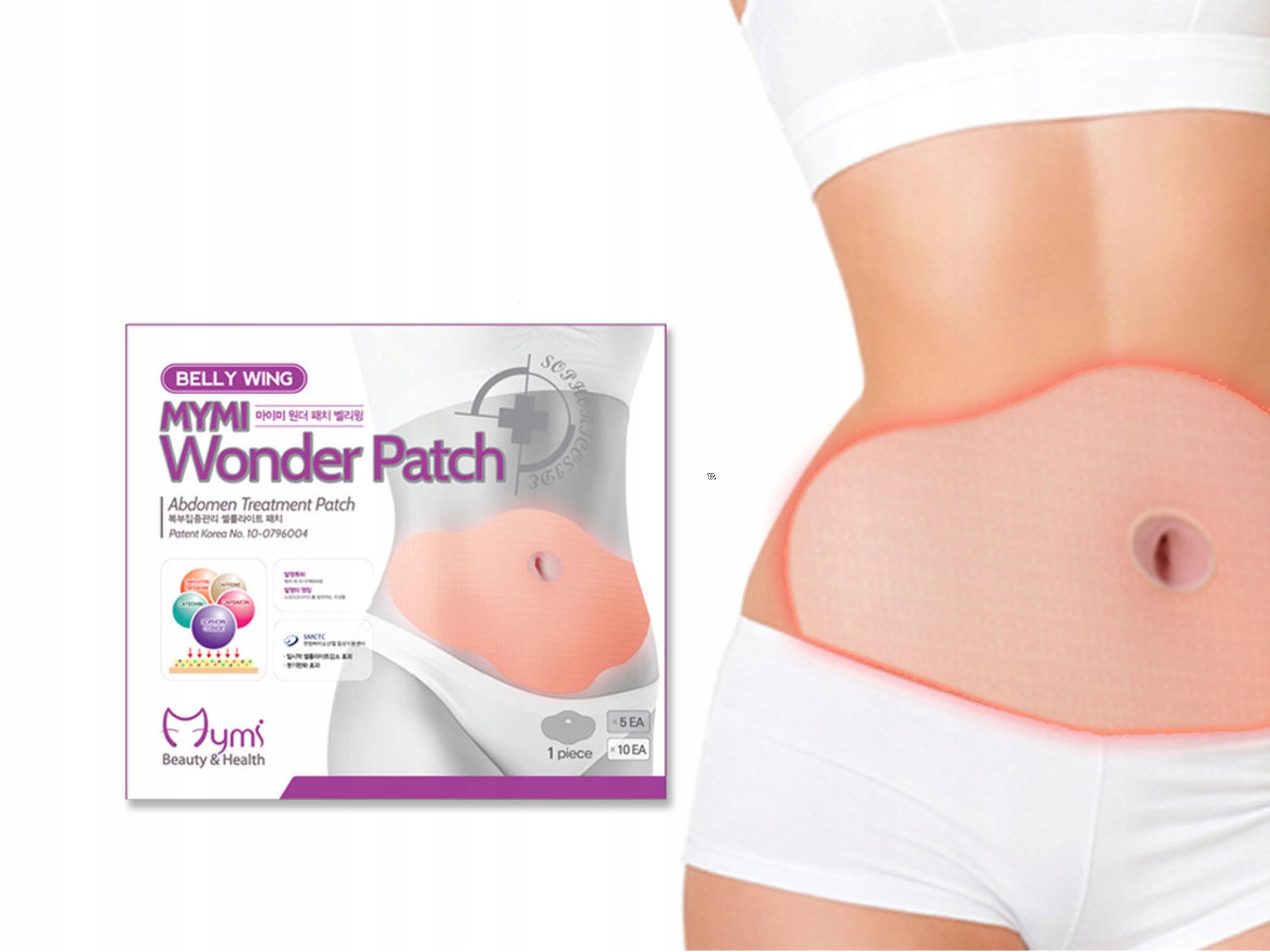 Патчи для похудения WonderPatch в Луцке