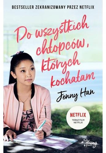 Item For all the boys, which I loved. Jenny Han