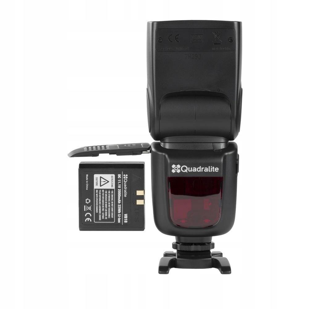 Купить Lampa Quadralite Stroboss 60evo C Kit - Canon на Otpravka - цены и фото - доставка из Польши и стран Европы в Украину.