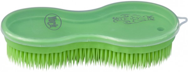 Plastová kefa Magic Box Zelená starostlivosť