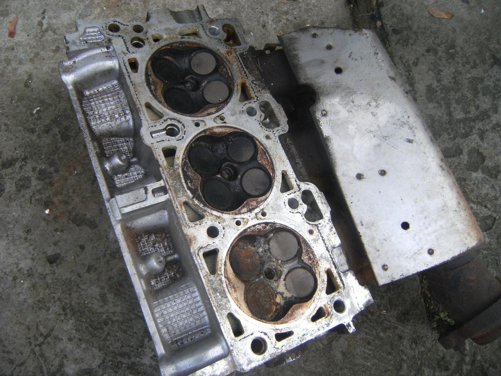 головка chrysler lhs concorde головка двигателя 35
