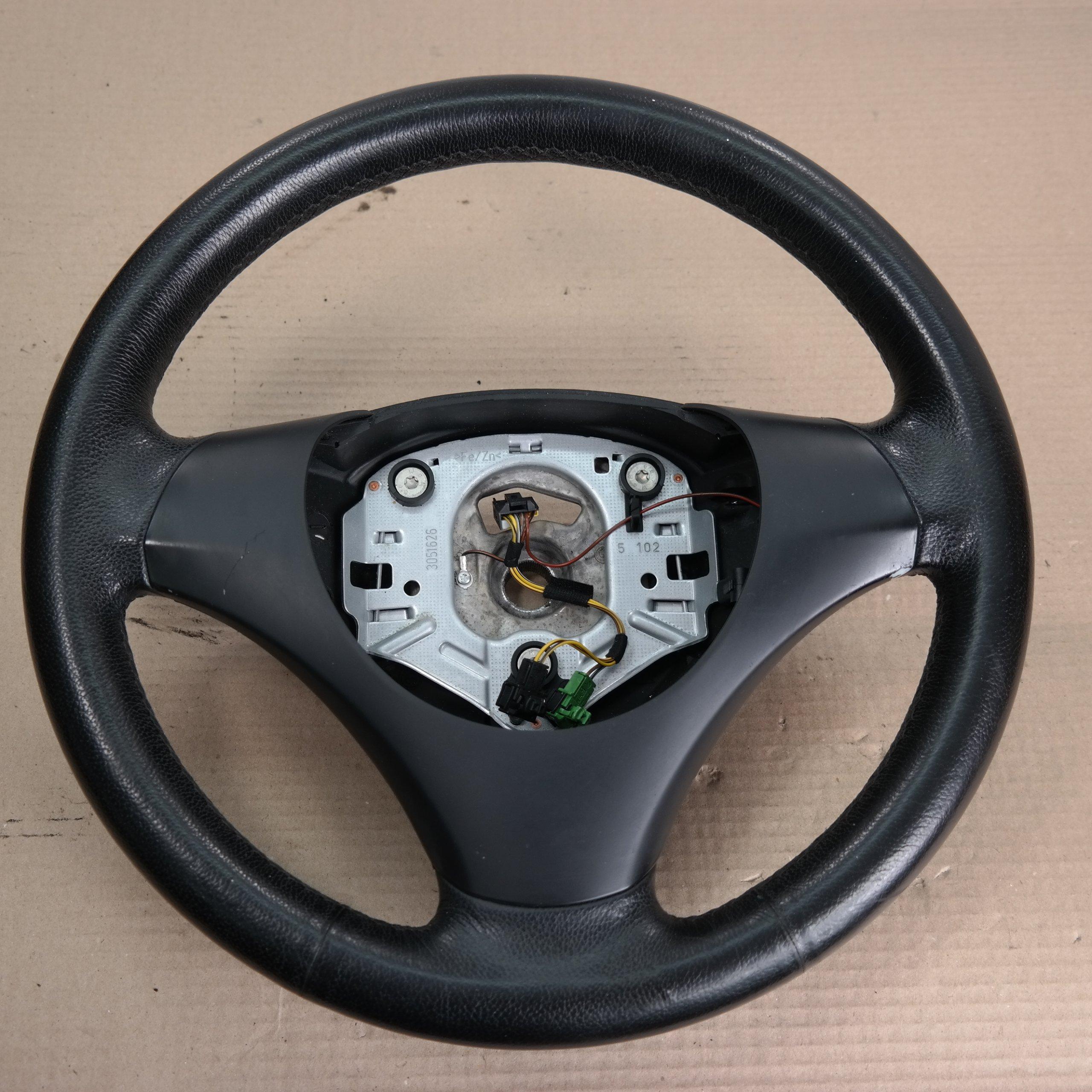 bmw e87 e88 e90 руль спортивная кожа 6767175