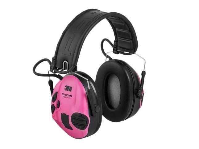 Chrániče sluchu Peltor SportTac aktívne słuchawk