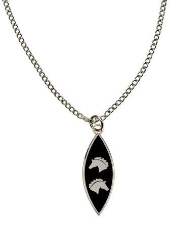 Náhrdelník 2 Kone - Kone Horse šperky šperky