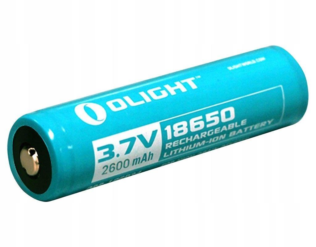 Купить АККУМУЛЯТОР OLIGHT 18650 37 V-liquid 2600mAh LIION ЗВЕНО на Eurozakup - цены и фото - доставка из Польши и стран Европы в Украину.