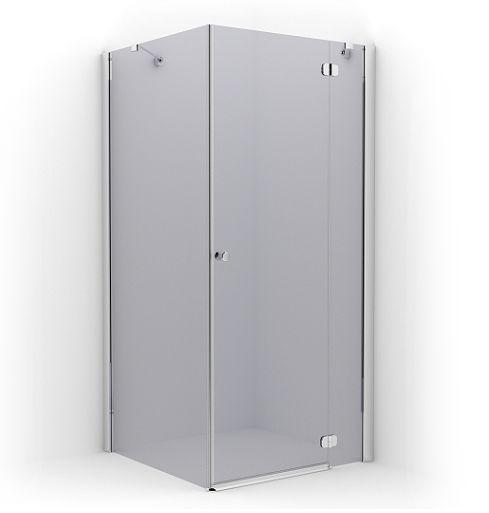 Sprcha RADAWAY TORRENTA KDJ 90x75 PRÁVO GRAFIT