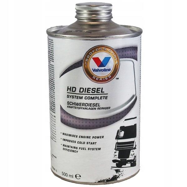 VALVOLINE VPS HD Diesel System Complete 500 мл.