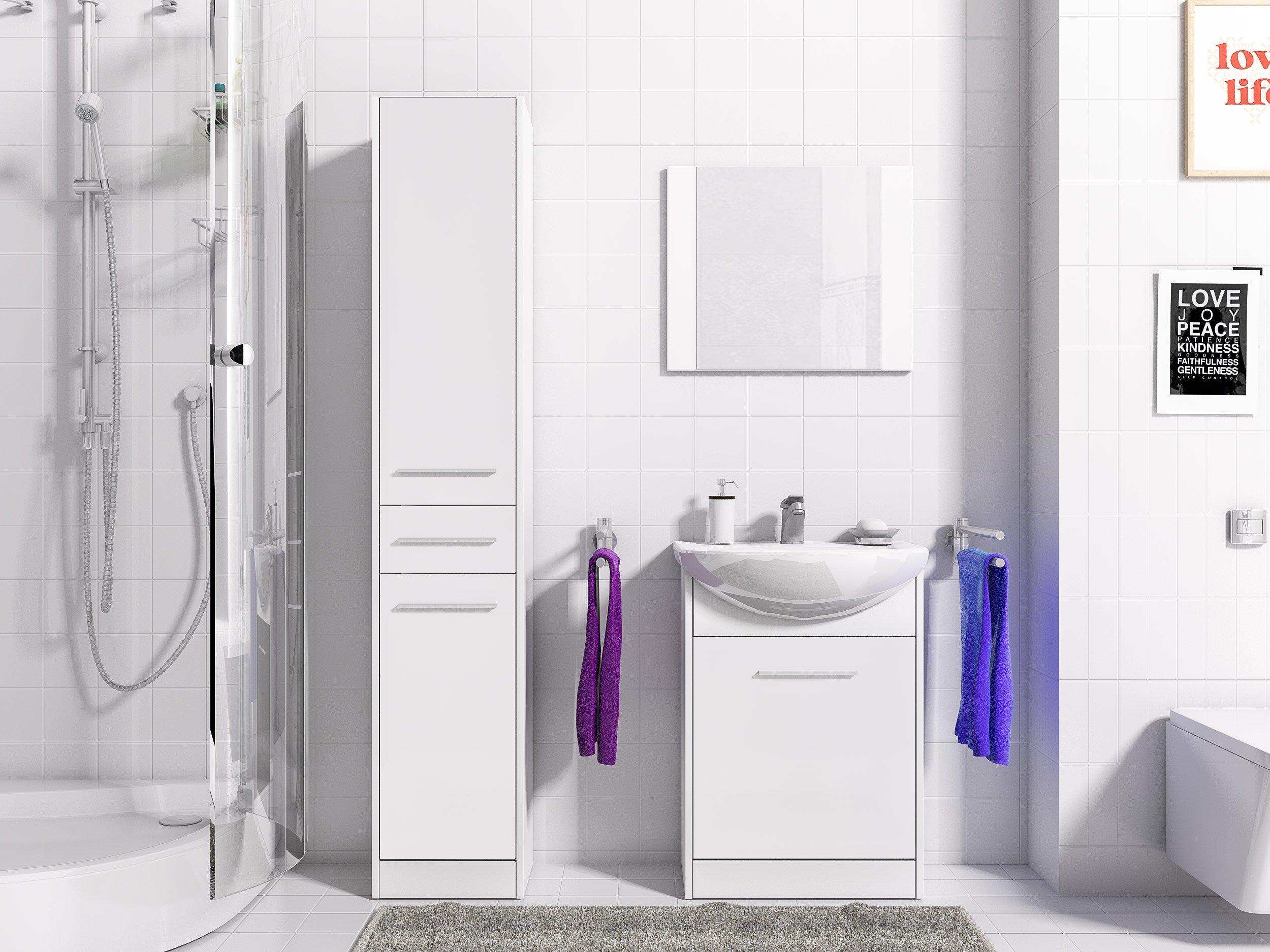 Nábytok pre kúpeľňa NICO DLHO 2 hit POĽSKÝ NÁBYTOK