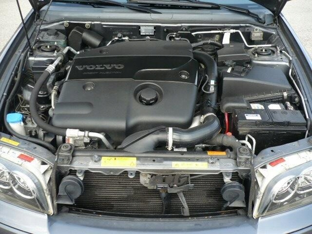 крышка крышка двигателя v40 s40 19 dci 2000-2004