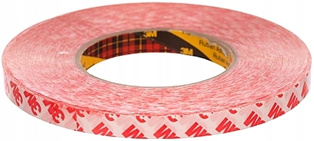 Item 6 mm STRONG ADHESIVE TAPE 3M double MOUNTING