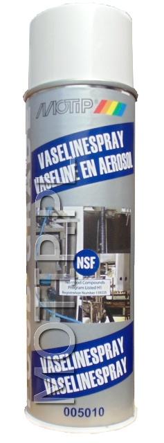 Motip Food Grade - Vazelína s schválením NSF 500ml