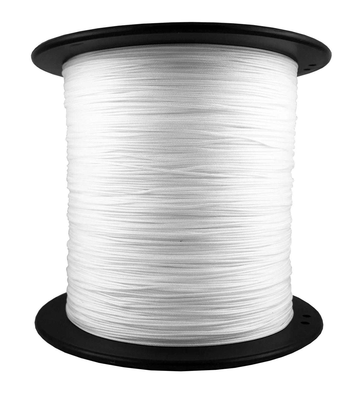 Фирменный ШНУР 0,8мм для жалюзи плиссе - Белый
