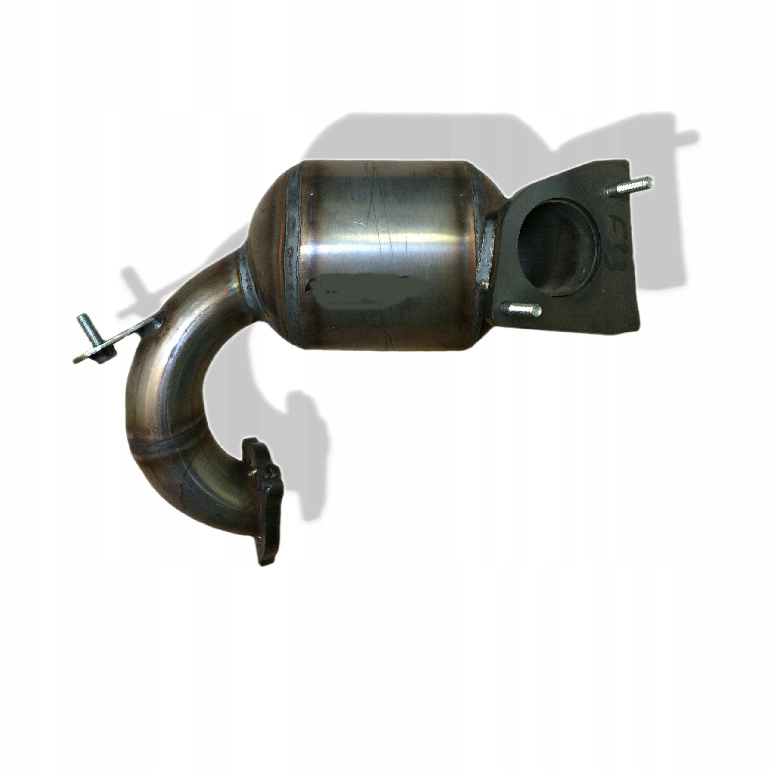катализатор renault laguna 19 dci f9q 102002-
