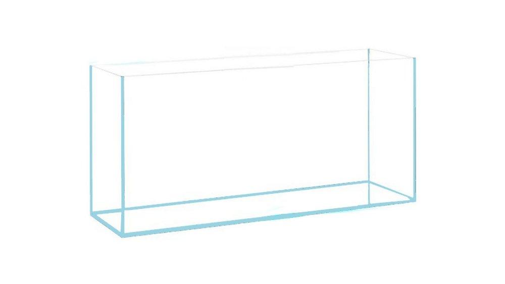 OptiWhite akvárium 120x40x50 vysokej kvality
