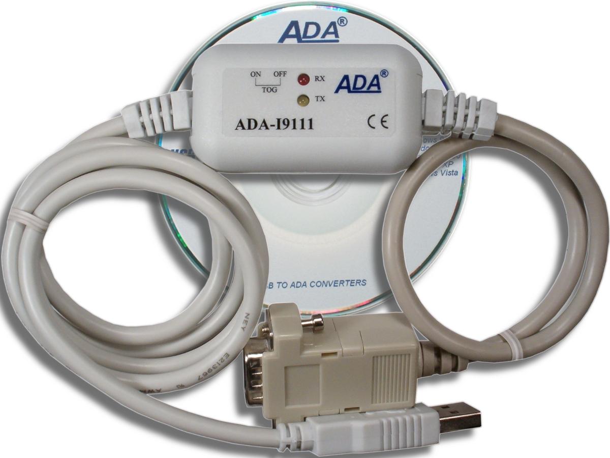 ADA-I9111 USB Converter na Rs-232 gól-mar