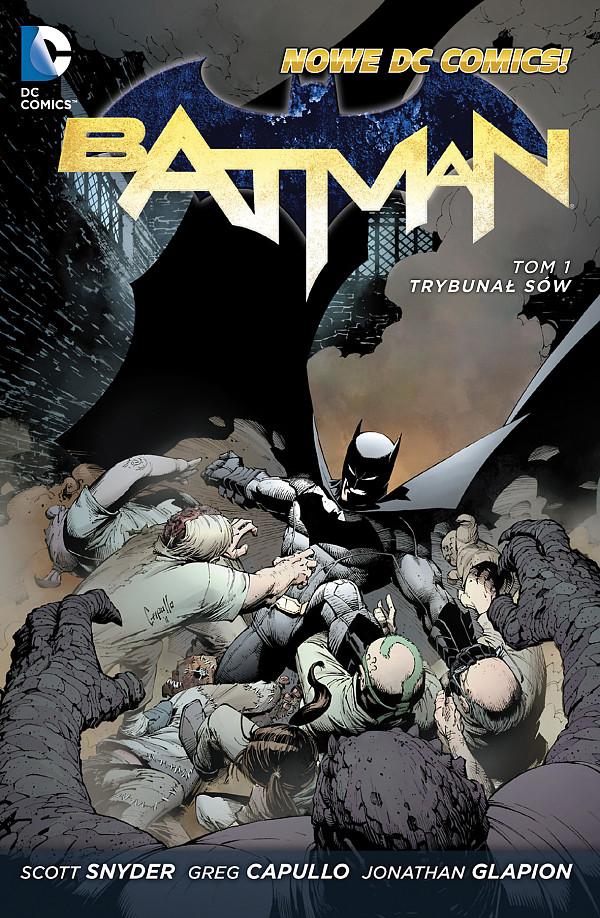 Batman umawia się z Harley Quinn