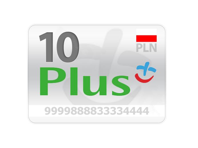 Item Replenishment Plus 10 PLN