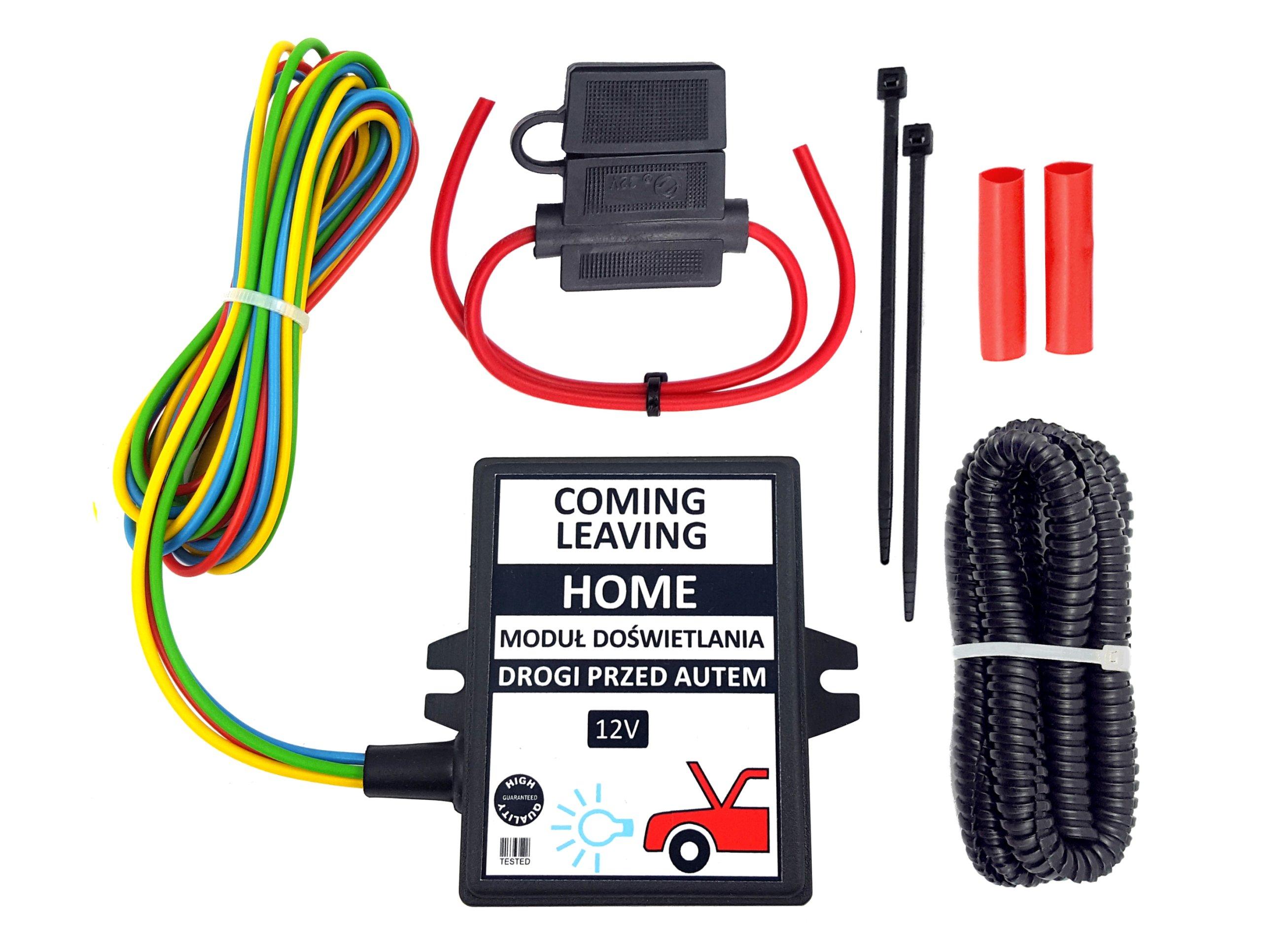 модуль освещения дороги к дома coming home