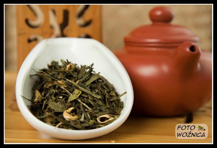 Zelený čaj Yunnan KAKTUSY 1 kg VEĽKOOBCHOD