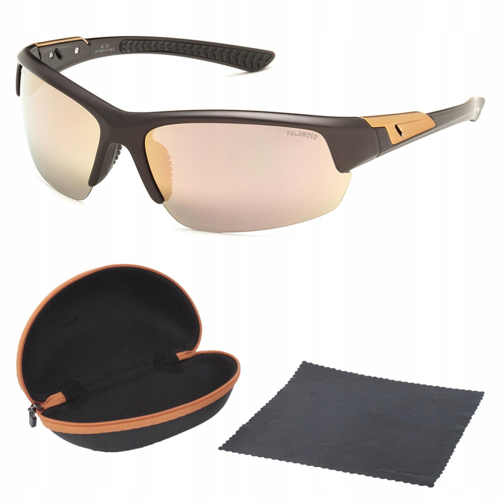 Solano SP20073B Športové slnečné okuliare s polarizačný
