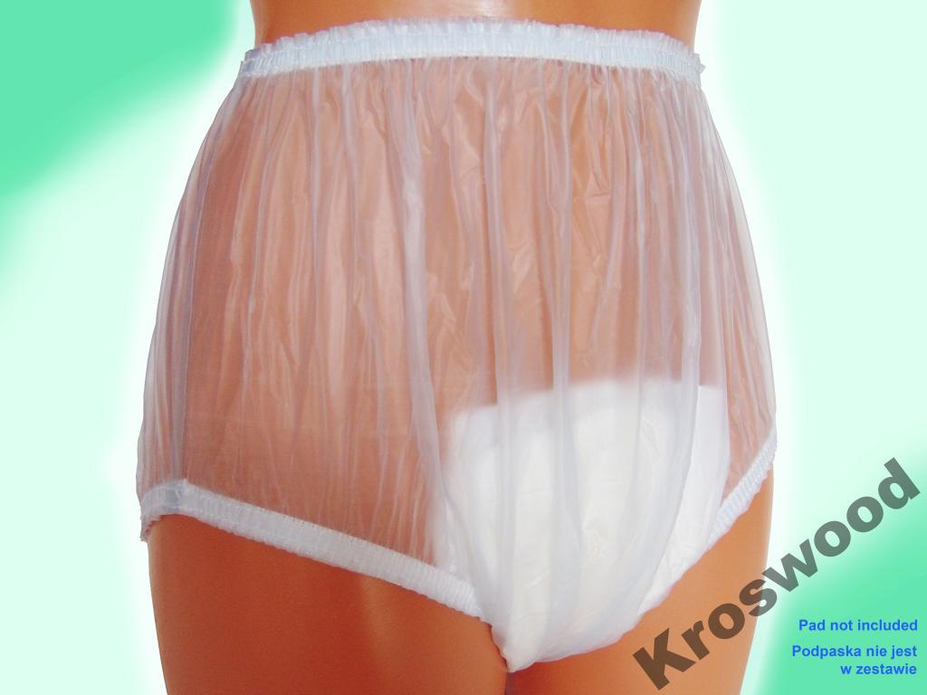Fóliové nohavičky pre dospelých XXL 170cm Hip 3ks