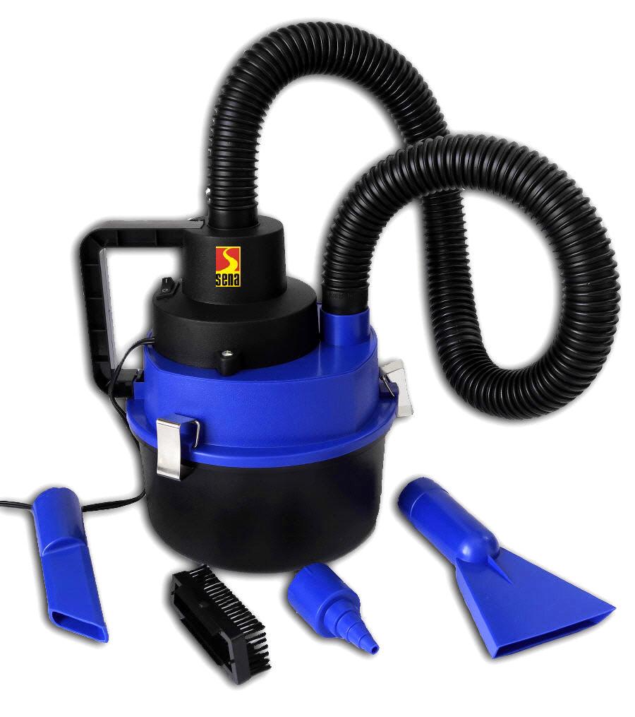 odkurzacz samochodowy 150w wodny bezworkowy filtr