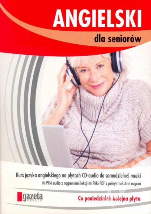 Купить Английский для пенсионеров. Курс. Новый комплект 5 CD. на Otpravka - цены и фото - доставка из Польши и стран Европы в Украину.