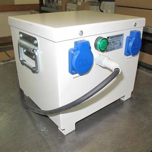 PFM 3201 Separačný transformátor prenosný Breve