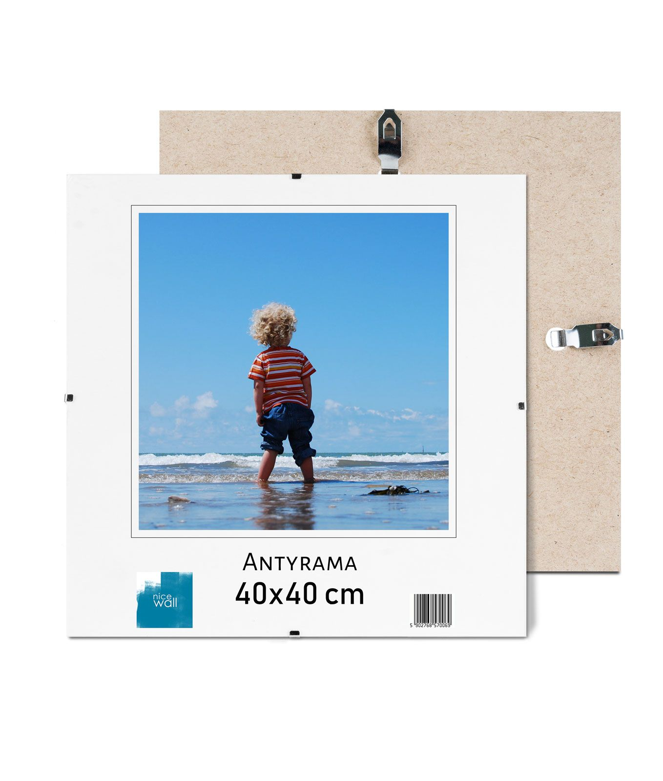 Antiram 40x40 cm Anti-Arm 40x40 cm Photo Frame