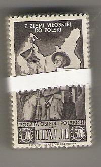 (FI 3-МИКРОРАЙОНА ПОЛЬСКИЕ В ИТАЛИИ,ПУЧОК 100 шт.) доставка товаров из Польши и Allegro на русском