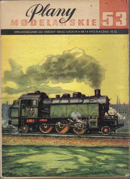 PM nr 53 Dla Modelarzy Kolejowych