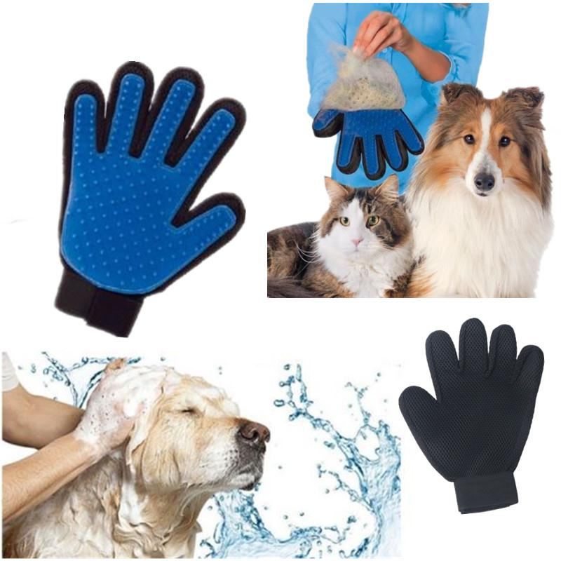 Перчатка для расчеcки шерсти животных в Миассе