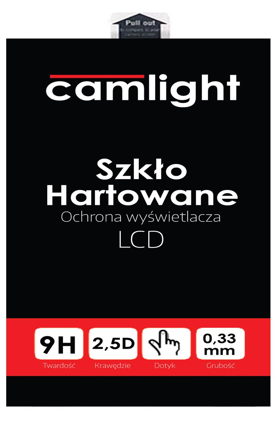 Vytvrdené sklo 9h na LCD pre Nikon D7100