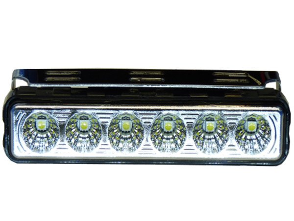 лампа led 6 smd заднего вида drl свет 16 см 12v 24v