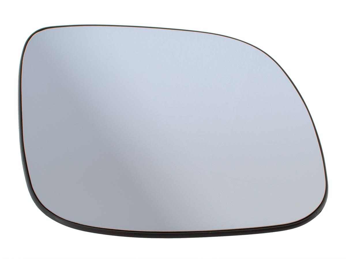 вклад зеркала с подогревом правый skoda fabia i 99-07