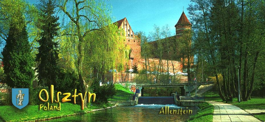 OLSZTYN 02 - Panoramatický pohľadnicu