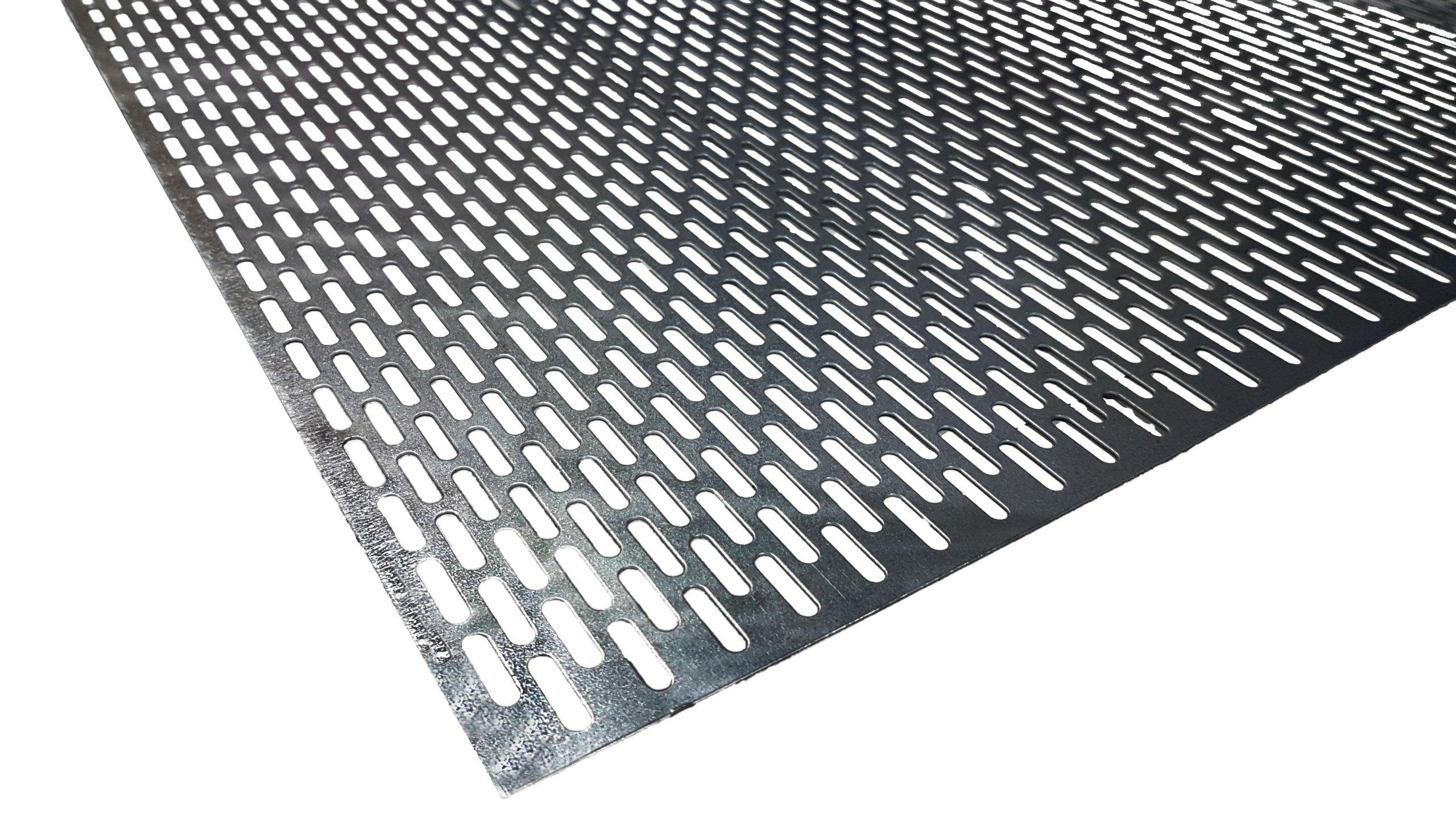 BLACHA PERFOROWANA 1000 x 2000 OCYNK 1 mm Lvl 5-20