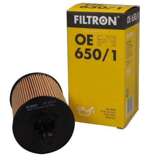 фильтр масла filtron oe 6501 oe6501 audi vw tdi