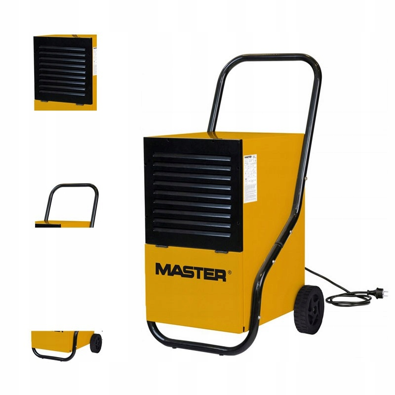 Профессиональный осушитель конденсатора MASTER DH752
