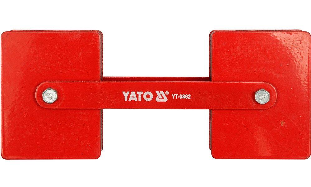 Zváranie magnetické držiak yt-0862 yato