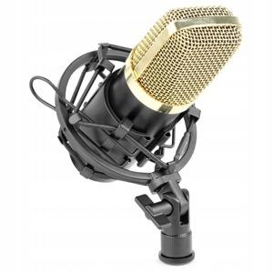 Golden Studio Mikrofón Phantom + Košík + Kábel