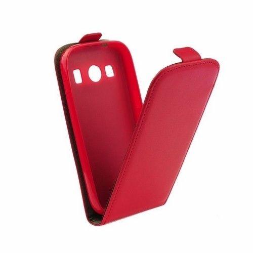 """Kabura Slim Flexi Alcatel Pixi 4 4"""" czerwony/"""