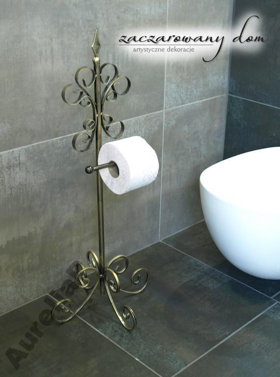 Stojan na nábytok pre toaletný papier SHABBY RETRO