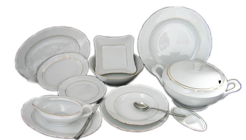 Dinner Service Ćmielów na 12 osôb Feston + Free