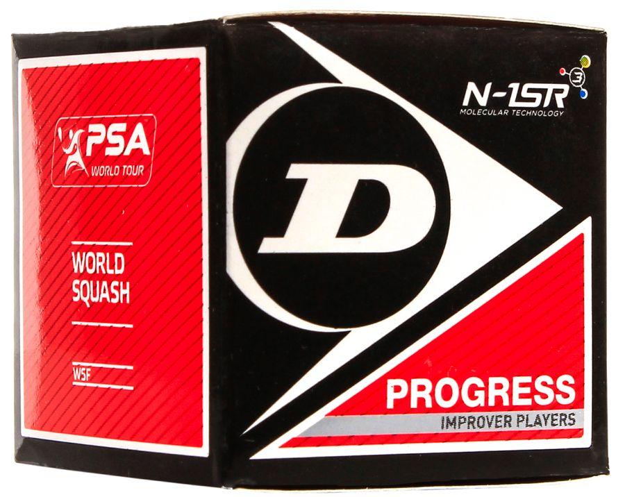 Ball pre Squash Dunlop Progress - 1 ks