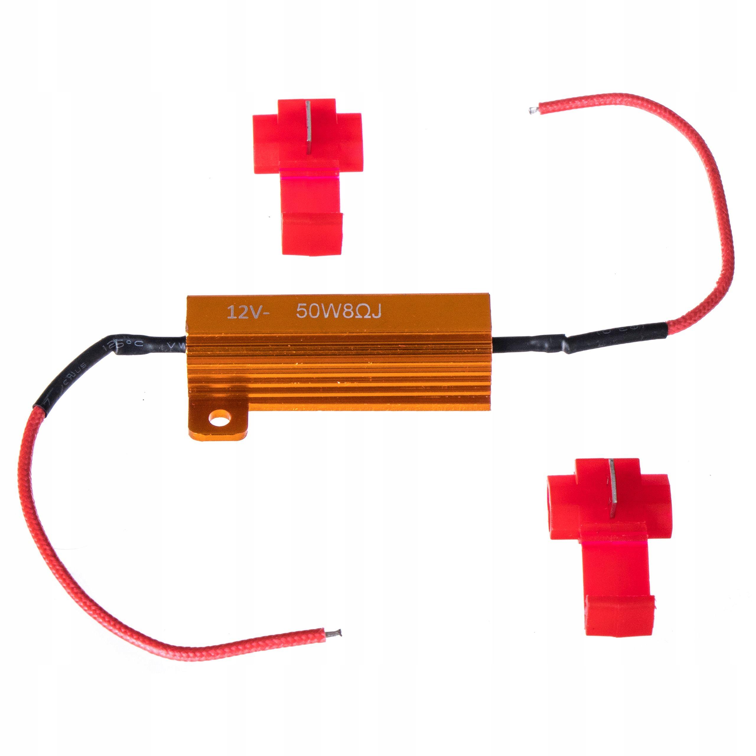 Резистор указателя поворота для светодиодных ламп 12В