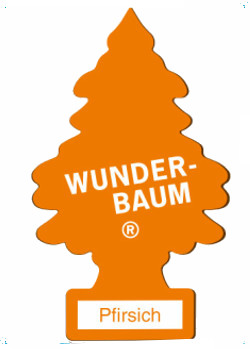 Елка ароматическая Wunder-Baum аромат Персик