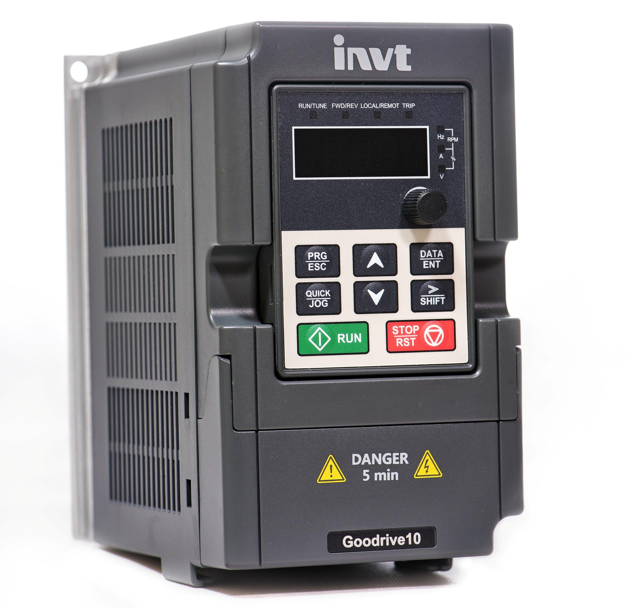 Falownik INVT 0,4kW 1F skalarny GWARANCJA 2 LATA